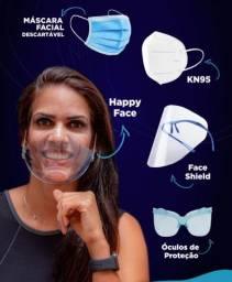 Máscara transparente direto fábrica seja revendedor