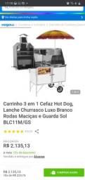 Título do anúncio: Carrinho cachorro quente