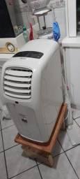 Vendo Ar condicionado portátil 1100 btu  ar quente e frio