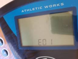 Esteira dando erro E01