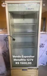 Vendo Expositor Metalfrio 127V