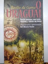 Livro O Uraguai - Basílio da Gama