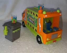 Trash Pack Caminhão de lixo
