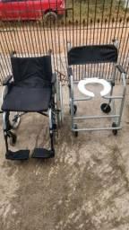Cadeira De Rodas Ottobock + Cadeira De Banho