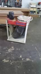 Aspirador de po pra marcinaria