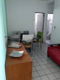 Apartamento mobiliado na zona leste