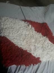 Vendendo tapetes