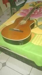 Violão elétrico michael