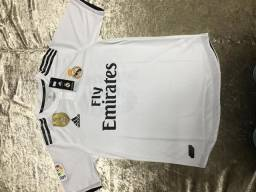 Camisa Real Madrid temporada 2018/19