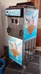 Maquina de sorvete expresso tipo italiano marca suprema