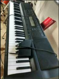 Teclado sintetizador profissional linha wk 500