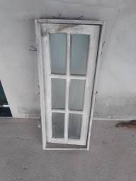 Capelinha de madeira pivotante 1×30cm