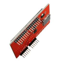 Tela Shield Display Lcd Tft 2.4 Touch Screem Microsd Arduino
