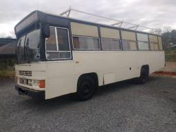 Onibus motorhome para pescaria - 1986