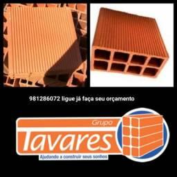 Disque: tijolos Tavares