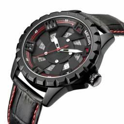 Relógio Black Ristos Alien Original