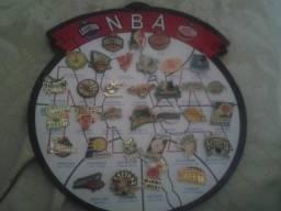 d45615047 Coleção Pins NBA - Todos Os Times!