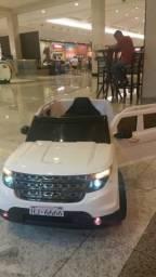 Land Rover Carrinho Eletrico
