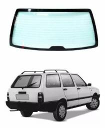 Vidro (vigia) Tampa Traseira / Mala para Fiat Elba a partir 1989 a 1996 (Original)
