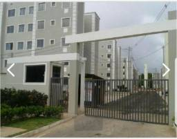 Alugo lindo apartamento reformado no condomínio Parque San Garden 1.000 reais