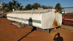 Tanque de Água pipa 20.000 Litros Randon