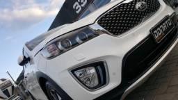 KIA SORENTO 2016/2016 3.3 EX V6 24V GASOLINA 4P 7 LUGARES AUTOMATICO - 2016