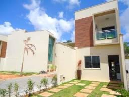 Título do anúncio: Casa em Cond no Eusébio - 77m² - 3 Quartos - 2 Vagas (CA0572)