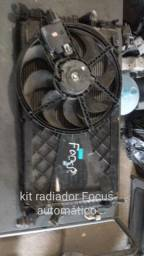 Usado, Kit radiador do Focus 2010/2011 automático comprar usado  Duque de Caxias