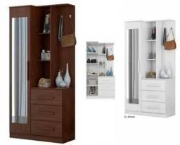 Belissimo Multi-Uso Com Comoda e Espelhos Novo na Caixa
