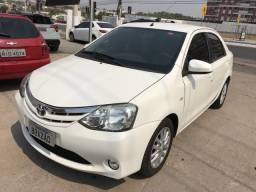 Etios sedan XLS 1.5 flex - 2014