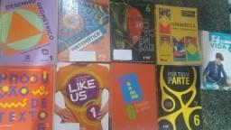 Livros usados do sexto ano chamar no zap *