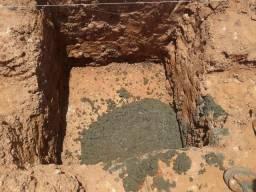 Terreno na cascalheira (Camaçari-BA)