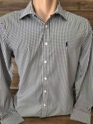 Camisa Slim Fit - tamanho 7