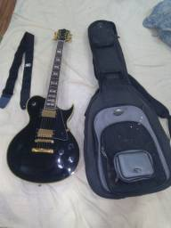 Guitarra SX les paul Custon
