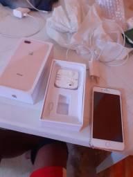 Iphone 8plus 1linha NOVO