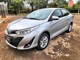 Yaris sedan XL plus 2019 / 1.5 automatico / troco e financio