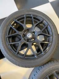 Rodas e pneus 17 Nurburgring