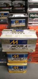 Bateria AGM 92ah Moura MA92QD Start Stop