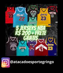 Regatas NBA ?