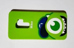 Case Verde Mike Monstros SA para Galaxy S9+