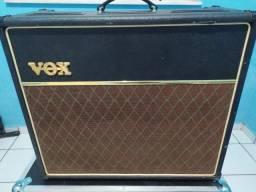 Vox AC30 + HardCase!! Imperdível! Troco por Fender Telecaster USA