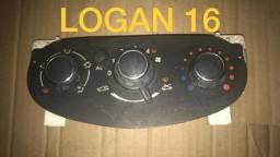 Comando de ar de Logan 16