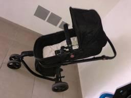 Vendo carrinho de bebe safety
