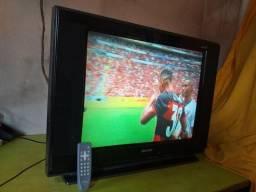 Tv Semp 29 Polegadas Tela Plana de Tubo Ultra slim