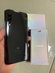 Xiaomi Mi 9 128GB Preto / ÓTIMO ESTADO