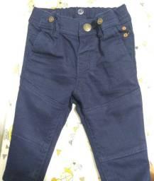Calças jeans bebê H&M