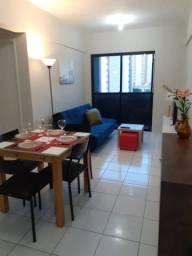 Alugo apartamento mobiliado decorado