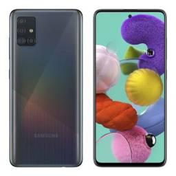 Samsung a51 Preto, 128GB