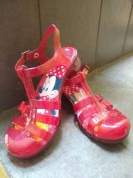 Sandália infantil Minie Fashion