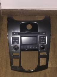 Rádio Original Completo Kia Cerato